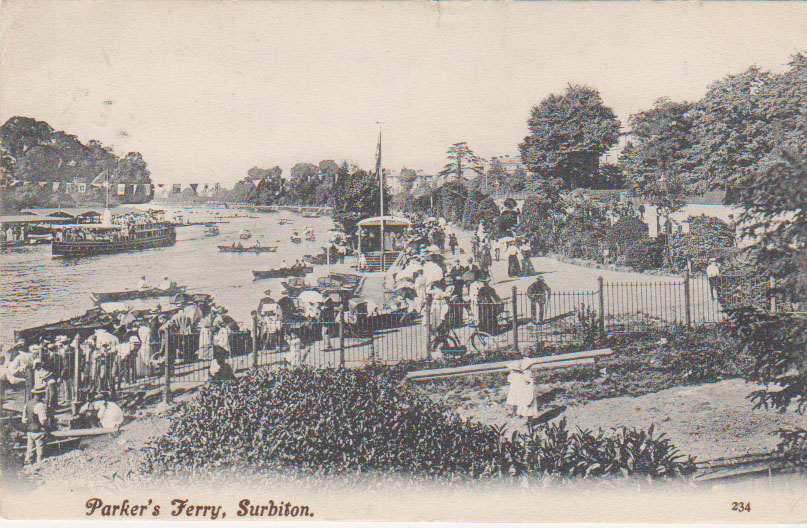 Parker's Ferry, Surbiton
