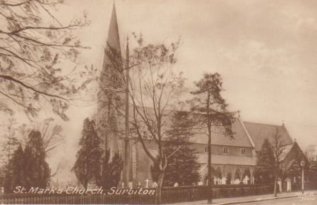 St Mark's Church, Surbiton
