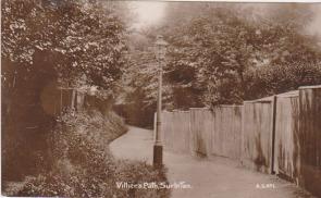 Villiers Path, Surbiton 1912