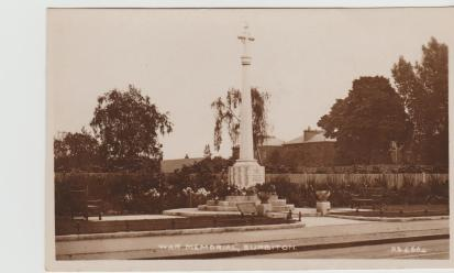War Memorial, Surbiton