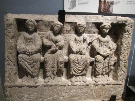 Roman carving