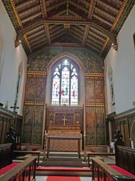 Altar of St Andrew's Church