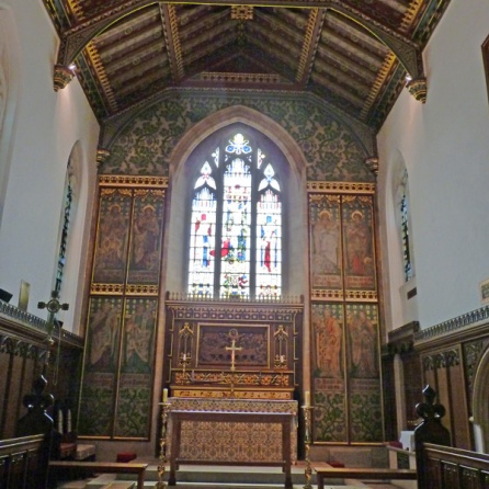 Altar of St Andrew's Church